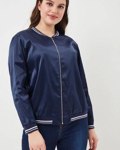 Куртка весенняя синий Lina