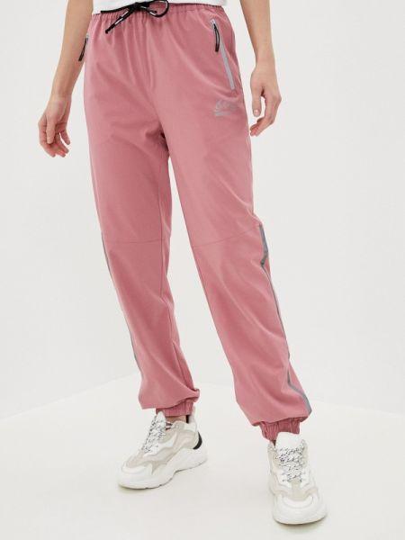 Спортивные брюки розовый весенний Urban Tiger