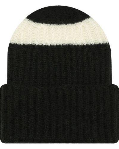 Вязаная шапка шерстяная из мохера Tak.ori