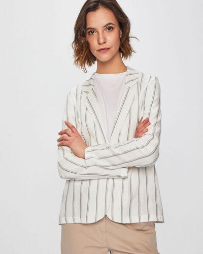 Классический пиджак прямой белый Vero Moda