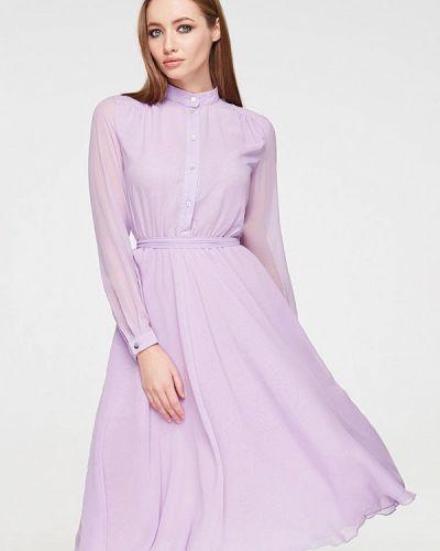 Платье - фиолетовое Brunello De Neri