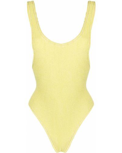 Żółty strój kąpielowy Reina Olga