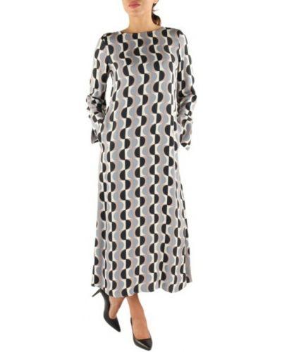 Szara sukienka Maliparmi