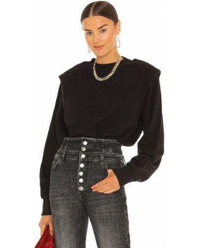 Czarna bluza bawełniana Pistola