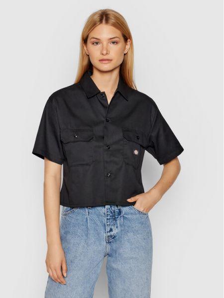 Koszula - czarna Dickies