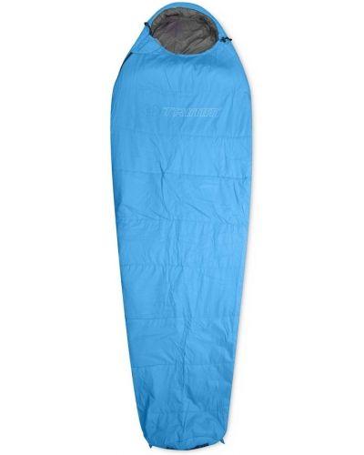 Niebieska torba podróżna materiałowa z diamentem Trimm