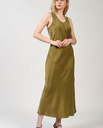 Шелковое платье Manila Grace