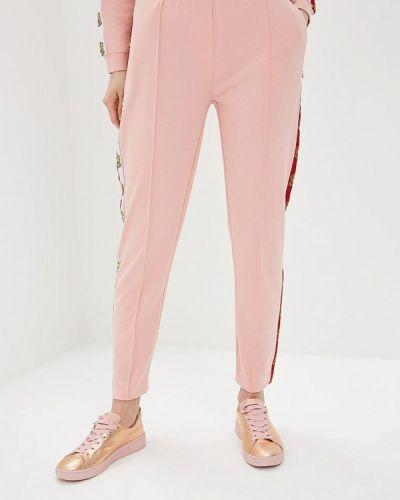 Спортивные брюки розовый турецкий Zoe Karssen