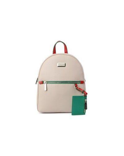 Рюкзак бежевый Ferre Collezioni