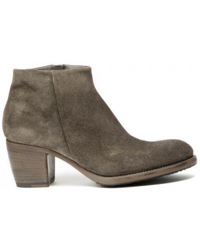Ботинки серые серые Rocco P.