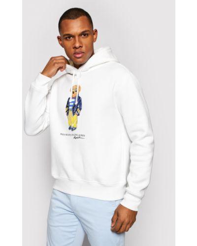 Biała bluza Polo Ralph Lauren