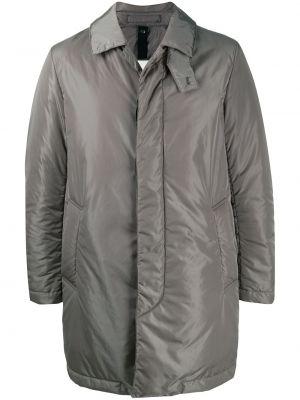 Длинное пальто - серое Mackintosh