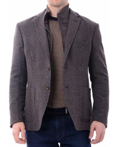 Пиджак коричневый Harmont&blaine