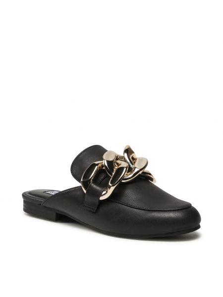 Sandały casual - czarne Steve Madden
