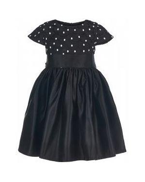Платье на торжество синий Button Blue