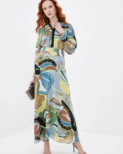 Прямое платье А-силуэта Cavo