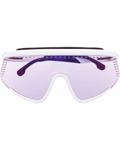 Białe okulary Carrera