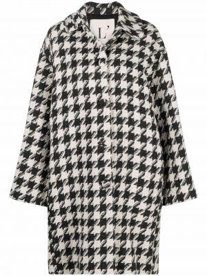 Длинное пальто - черное Lautre Chose