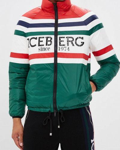 Куртка зимняя осенняя Iceberg