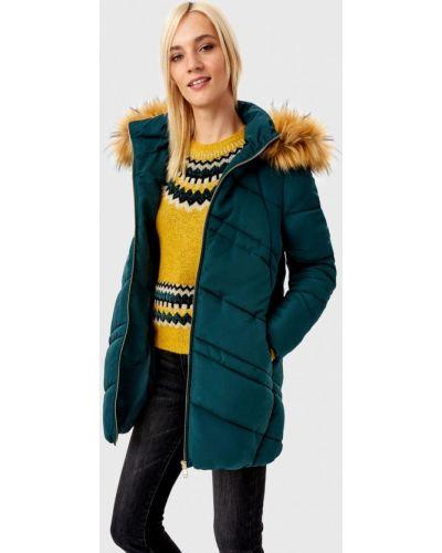 Утепленная куртка - бирюзовая O'stin