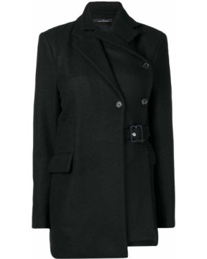 Нейлоновый синий короткая куртка Rokh