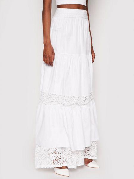 Długa spódnica - biała Guess
