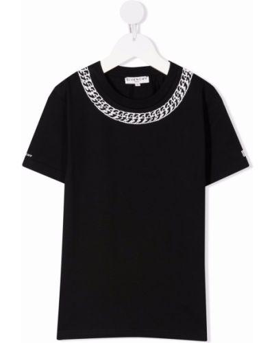 Czarny łańcuszek Givenchy Kids