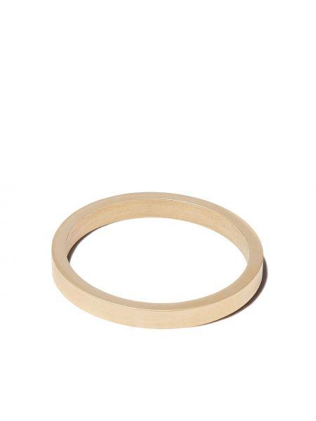 Złoty pierścionek - żółty Le Gramme