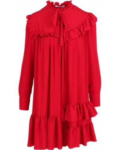 Czerwona sukienka Vivetta