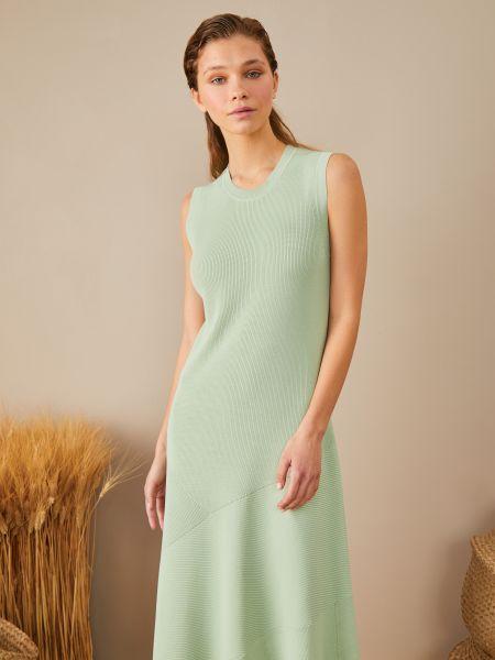 Платье годе мятное 12storeez