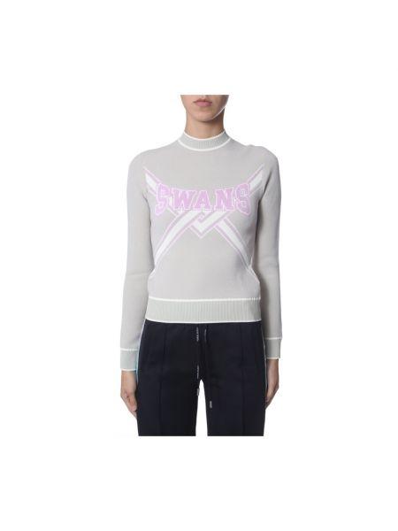Sweter - biały Off-white