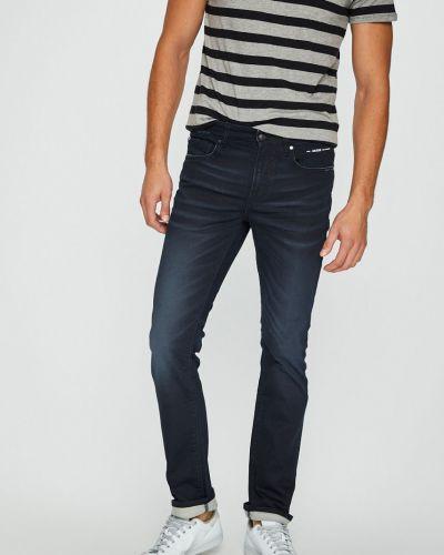 Джинсы-скинни эластичные с карманами Guess Jeans