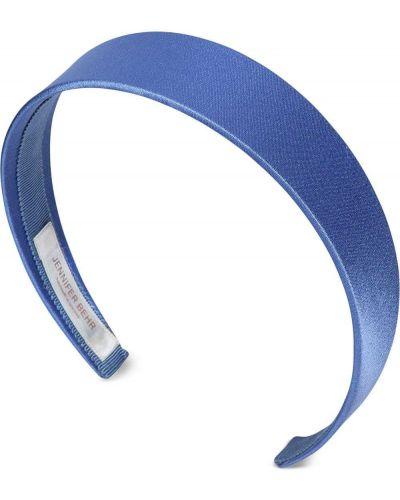 Niebieska opaska Jennifer Behr