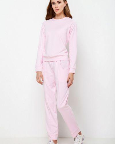 Спортивный костюм розовый Escena