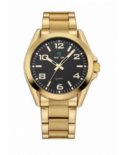 Часы золотого цвета Weide