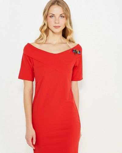 Платье осеннее итальянский Aurora Firenze