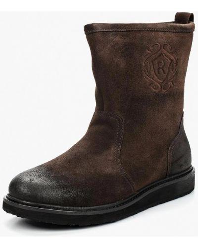 Ботинки осенние коричневый Rosconi
