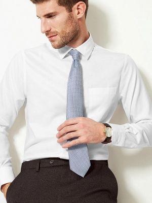 Рубашка с длинным рукавом белый Marks & Spencer