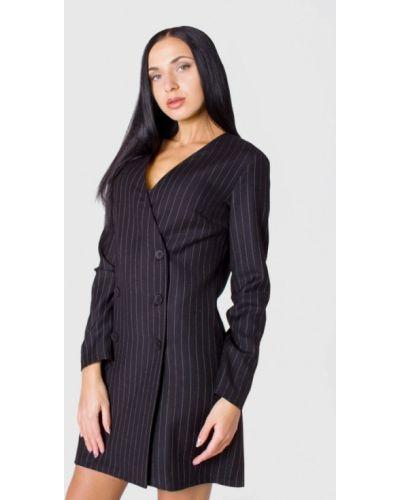 Платье - черное Coclo