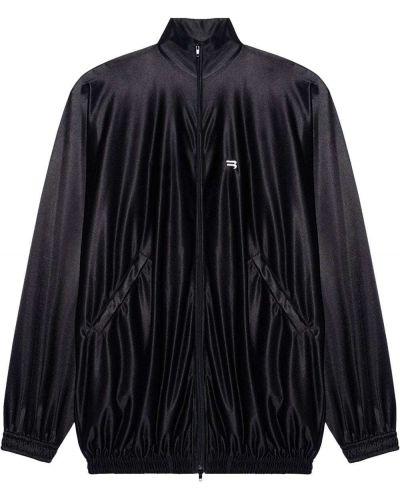 Kurtka oversize - czarna Balenciaga