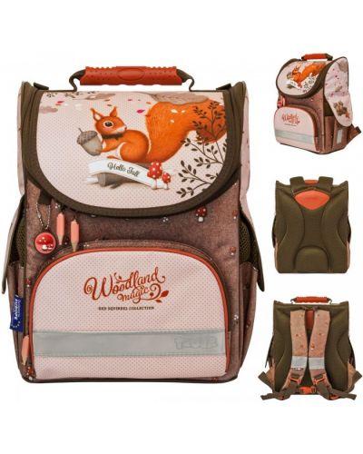 Рюкзак пластиковый с отделениями Tiger Enterprise
