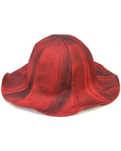 Pomarańczowy kapelusz Doublet