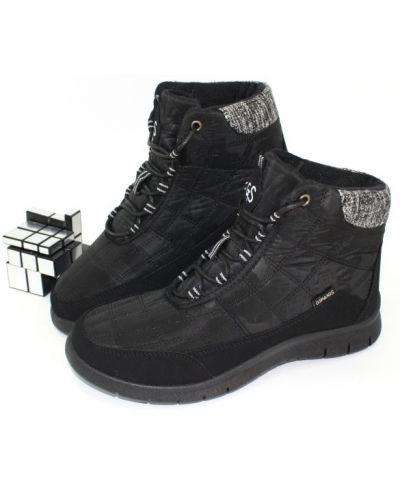 Ботинки - черные Gipanis