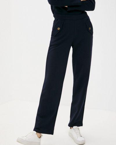 Синие спортивные брюки Petit Pas