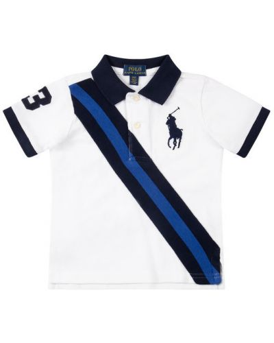 Koszulka - biała Polo Ralph Lauren