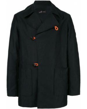 Черное пальто классическое Zambesi