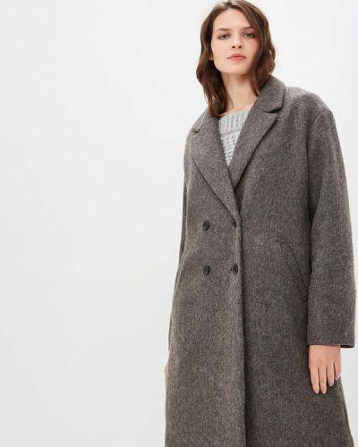 Пальто осеннее двубортное Befree