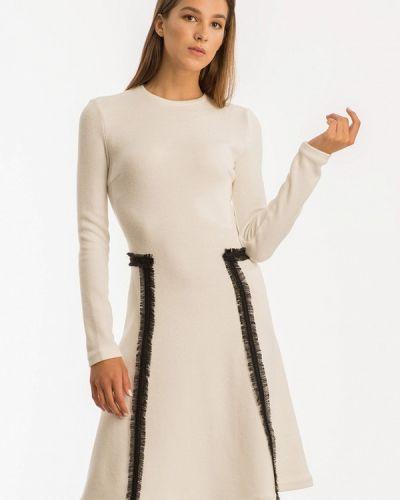 Платье осеннее прямое Nai Lu-na By Anastasia Ivanova