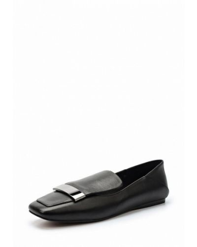 Кожаные туфли черный Ilvi