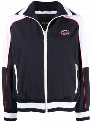 Спортивная куртка - белая Coach